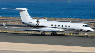 N90JE - Gulfstream G-V - Private