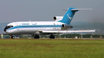 YK-AGA - Boeing 727-294(Adv) - Syrianair - Syrian Arab Airlines
