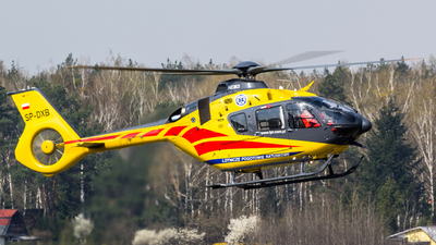 SP-DXB - Eurocopter EC 135P3 - Poland - Medical Air Rescue