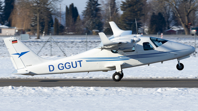 D-GGUT - Tecnam P2006T - Private