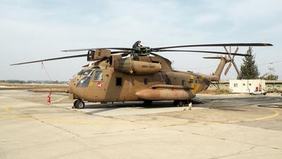 052 - Sikorsky CH-53 Yasur 2025 - Israel - Air Force