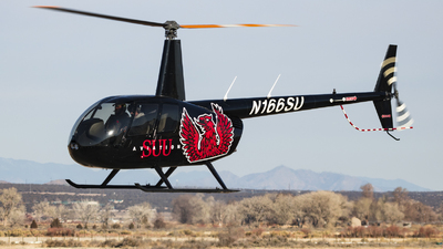 N166SU - Robinson R44 Cadet - SUU Southern Utah University Aviation