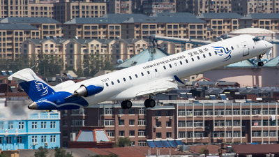 B-3377 - Bombardier CRJ-900LR - China Express Airlines