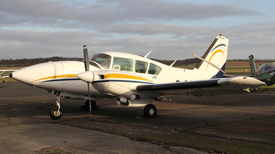 A picture of GOSJF - Piper PA23250 Aztec - [278054041] - © Ian Howat