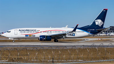 XA-AMA - Boeing 737-852 - Aeromexico
