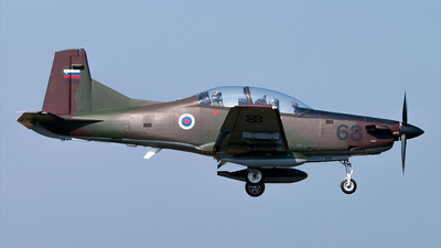L9-68 - Pilatus PC-9M - Slovenia - Air Force