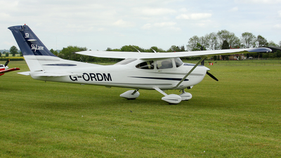 A picture of GORDM - Cessna 182T Skylane -  - © Terry Figg