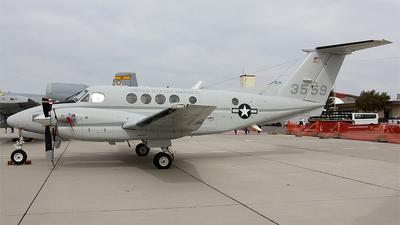 163559 - Beechcraft UC-12F Huron - United States - US Marine Corps (USMC)