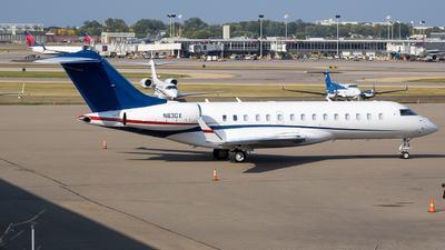 N63GX - Bombardier BD-700-1A10 Global 6500 - Private