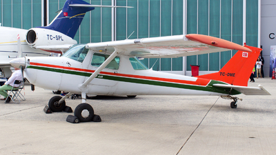 TC-DME - Cessna 150K - Top Air