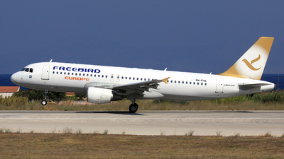 9H-FHA - Airbus A320-214 - Freebird Europe