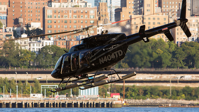 N404TD - Bell 407 - Gotham Helicopter