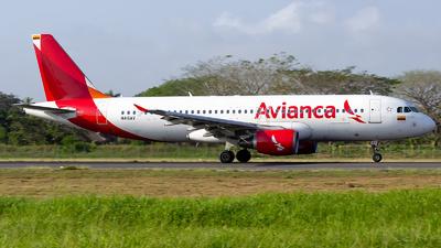 N416AV - Airbus A320-214 - Avianca