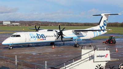 A picture of GECOE - De Havilland Canada Dash 8400 - Flybe - © n94504