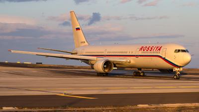 EI-ECB - Boeing 767-3Q8(ER) - Rossiya Airlines