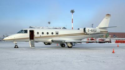 C-GZCZ - Gulfstream G150 - Sunwest Aviation