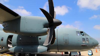 A34-003 - Alenia C-27J Spartan - Australia - Royal Australian Air Force (RAAF)