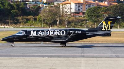 PR-WSB - Bombardier Learjet 40 - Private