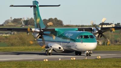 EI-FNA - ATR 72-212A(600) - Aer Lingus Regional (Stobart Air)