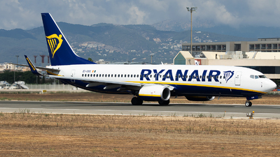 EI-GSG - Boeing 737-8AS - Ryanair