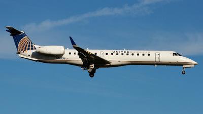 A picture of N10156 - Embraer ERJ145XR - United Airlines - © Gerrit Griem