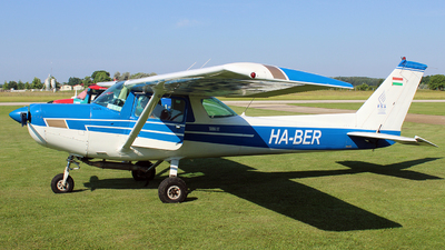 HA-BER - Cessna 152 II - Private
