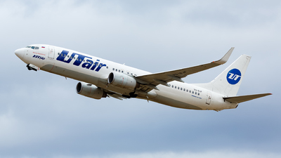 A picture of VQBJF - Boeing 7378AS - UTair - © Sots Aliaksandr