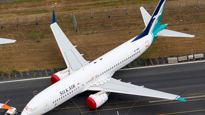 A picture of 9VMBG - Boeing 737 MAX 8 - SilkAir - © Huy Do
