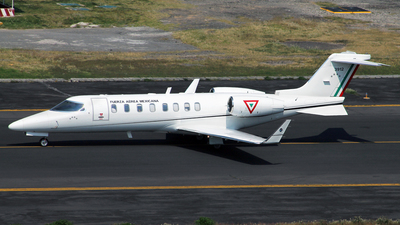 3912 - Bombardier Learjet 45XR - Mexico - Air Force