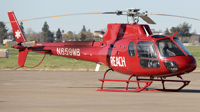 N859MB - Airbus Helicopters H125 - Reach Air Medical Services