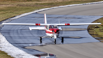 SP-CVG - Reims-Cessna F177RG Cardinal RG - Private