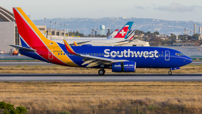 N730SW - Boeing 737-7H4 - Southwest Airlines