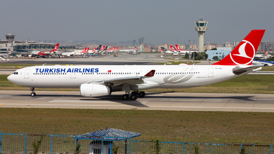 TC-LOC - Airbus A330-343 - Turkish Airlines