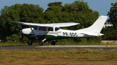 PR-SDC - Cessna 182E Skylane - Private