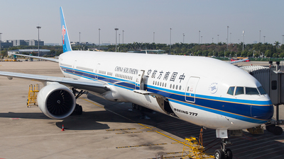 B-2029 - Boeing 777-31B(ER) - China Southern Airlines