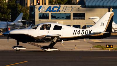 N450K - Cessna LC41-550FG - Private
