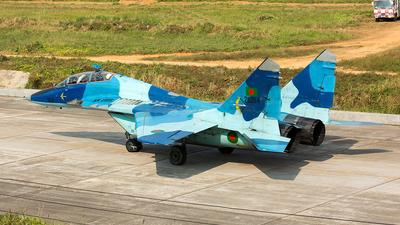 28264 - Mikoyan-Gurevich MiG-29UB Fulcrum - Bangladesh - Air Force