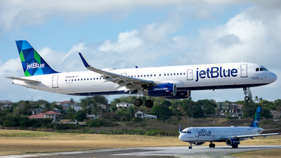 N986JB - Airbus A321-231 - jetBlue Airways