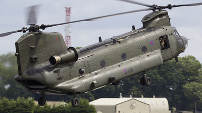 ZA714 - Boeing Chinook HC.2 - United Kingdom - Royal Air Force (RAF)