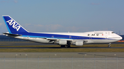 JA8147 - Boeing 747SR-81 - All Nippon Airways (ANA)