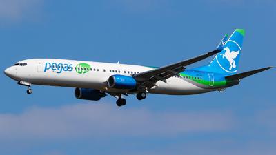 VP-BZU - Boeing 737-9GPER - Ikar