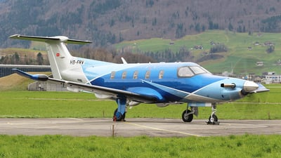 A picture of HBFRV - Pilatus PC12/47E -  - © BizavMen