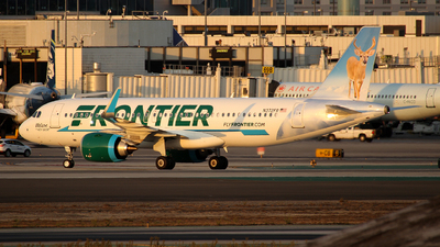N372FR - Airbus A320-251N - Frontier Airlines
