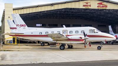 PT-GKO - Embraer EMB-110 Bandeirante - Abaeté Táxi Aéreo