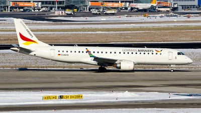 D-AWSI - Embraer 190-100LR - German Airways