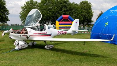 D-EQAM - Aquila A211GX - Luftsportring Laupheim