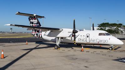 A picture of P2MCG - De Havilland Canada Dash 8100(PF) - PNG Air - © Rory Delaney