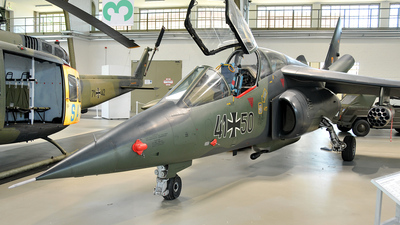 41-50 - Dassault-Dornier Alpha Jet A - Germany - Air Force