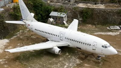 PK-RII - Boeing 737-2E7(Adv) - Private