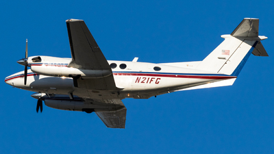 N21FG - Beechcraft 200 Super King Air - Private